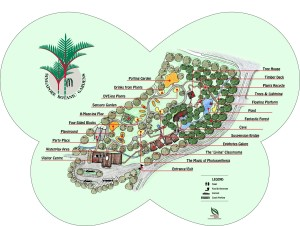 Singapore-Botanic-Gardens-Map