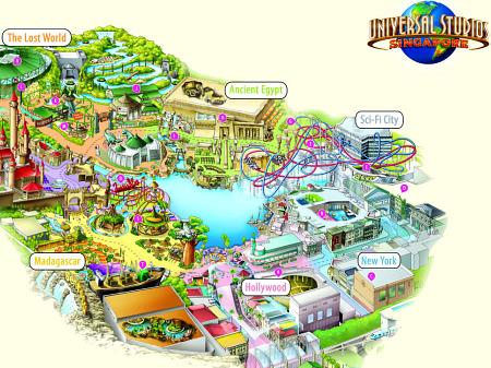 universal studios SG